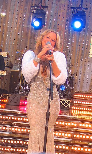 "We Belong Together - Carey performing ""We Belong Together"" on Good Morning America"