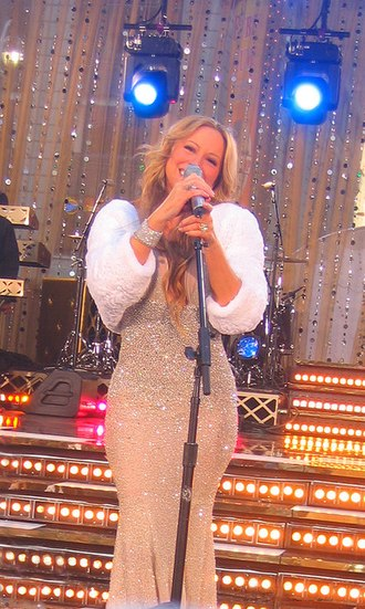 "The Emancipation of Mimi - Carey performing ""We Belong Together"" live on Good Morning America"