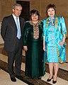Mariani, Nurberdiyeva, Aknazarova, OSCE PA Ashgabat 2015(16554510674) cropped.jpg