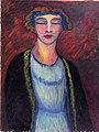 Marianne von Werefkin - Portrait of a Girl.jpg