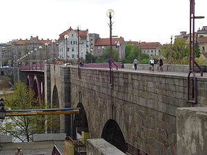 Old Bridge (Maribor) - Image: Maribor, Glavni most