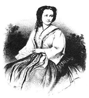 Marie Cabel - Cabel as Dinorah