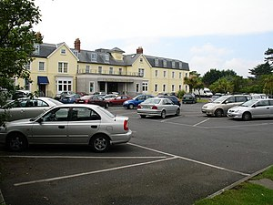 Sutton, Dublin - Marine Hotel, Sutton Cross