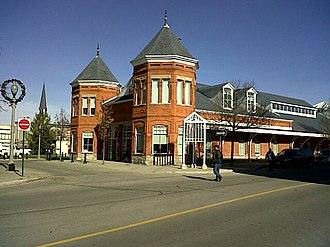 Woodstock, Ontario - Market Building