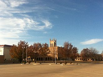 Northern Oklahoma College - A view of the NOC Enid Campus