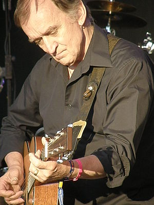 British folk revival - Martin Carthy performing with The Imagined Village at Camp Bestival – 20th July 2008