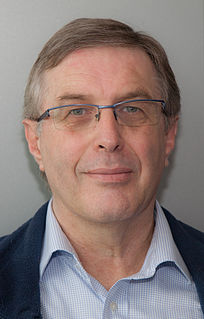 Martin L. Kersten Dutch computer scientist
