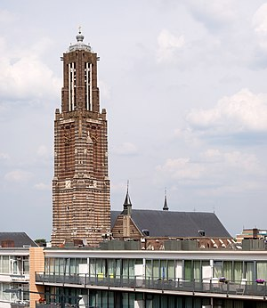 Weert - Saint Martin church in Weert