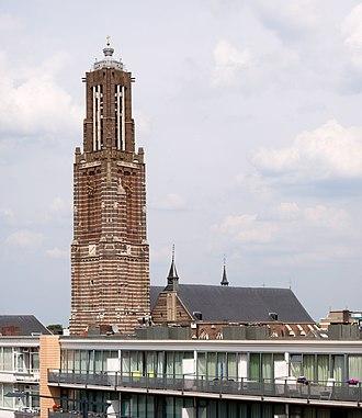Weert - Saint Martin church in Weert