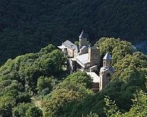 Martkopi monastery as seen from St Anton's Tower.jpg