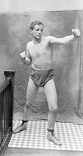 Marvin Hart American boxer