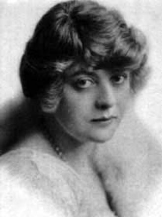 Mary Boland - Mary Boland (c. 1915) during her tenure in silent films, 1915-20.