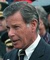 Maryland Governor Harry Hughes speaking at Fort Belvoir, Feb 16, 1985 (cropped).jpg