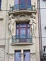 Masarykovo nábřeží 16, Hlahol, balkóny.jpg