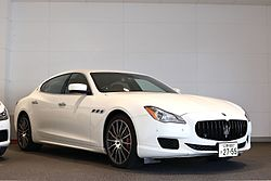 Maserati Quattroporte VI by Japan specification.jpg