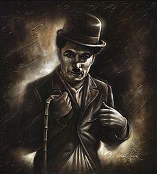 Matías Argudín -Charles Chaplin-