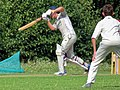 Matching Green CC v. Bishop's Stortford CC at Matching Green, Essex, England 39.jpg