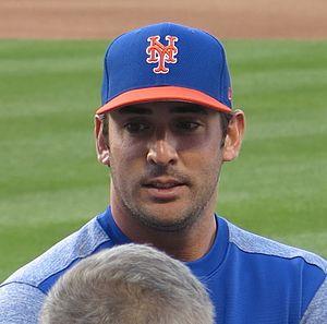 Matt Harvey - Harvey with the Mets in 2017