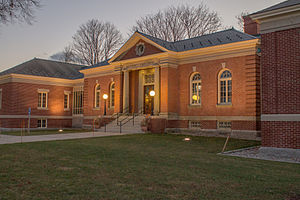 Mattapoisett Center, Massachusetts - The Mattapoisett Free Public Library