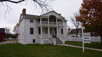 Maumee, Ohio - Wolcott House