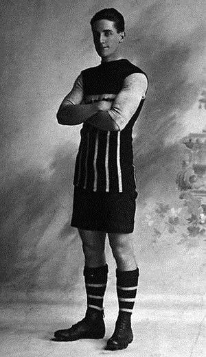 Maurice Allingham - Image: Maurice William Allingham Footballer 1931