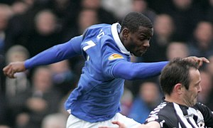 Maurice Edu - Edu Playing for Rangers against St Mirren in March 2011