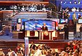 Mayor Thomas M. Menino welcomes delegates to the 2004 Democratic National Convention (15488514810) (cropped).jpg