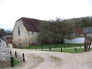 Rockbourne - Medieval farm buildings