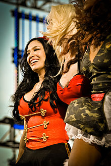 Melina 2010 Tribute to the Troops.jpg