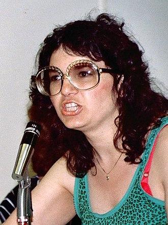 Melinda Gebbie - Melinda Gebbie in 1982