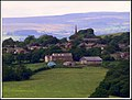 Mellor from my garden at Pall Mall Pleasington - panoramio - jim walton.jpg