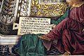 Melozzo da forlì, angeli coi simboli della passione e profeti, 1477 ca., profeta amos 03.jpg