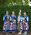 Members of the Native American Women Warriors.jpg