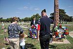 Memorial Day Ceremony held to honor past veterans 130527-F-RC891-075.jpg