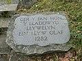 Memorial to Llewelyn Ein Llyw Olaf - geograph.org.uk - 1566731.jpg