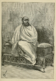 Menelik, king of Shewa 1877.png