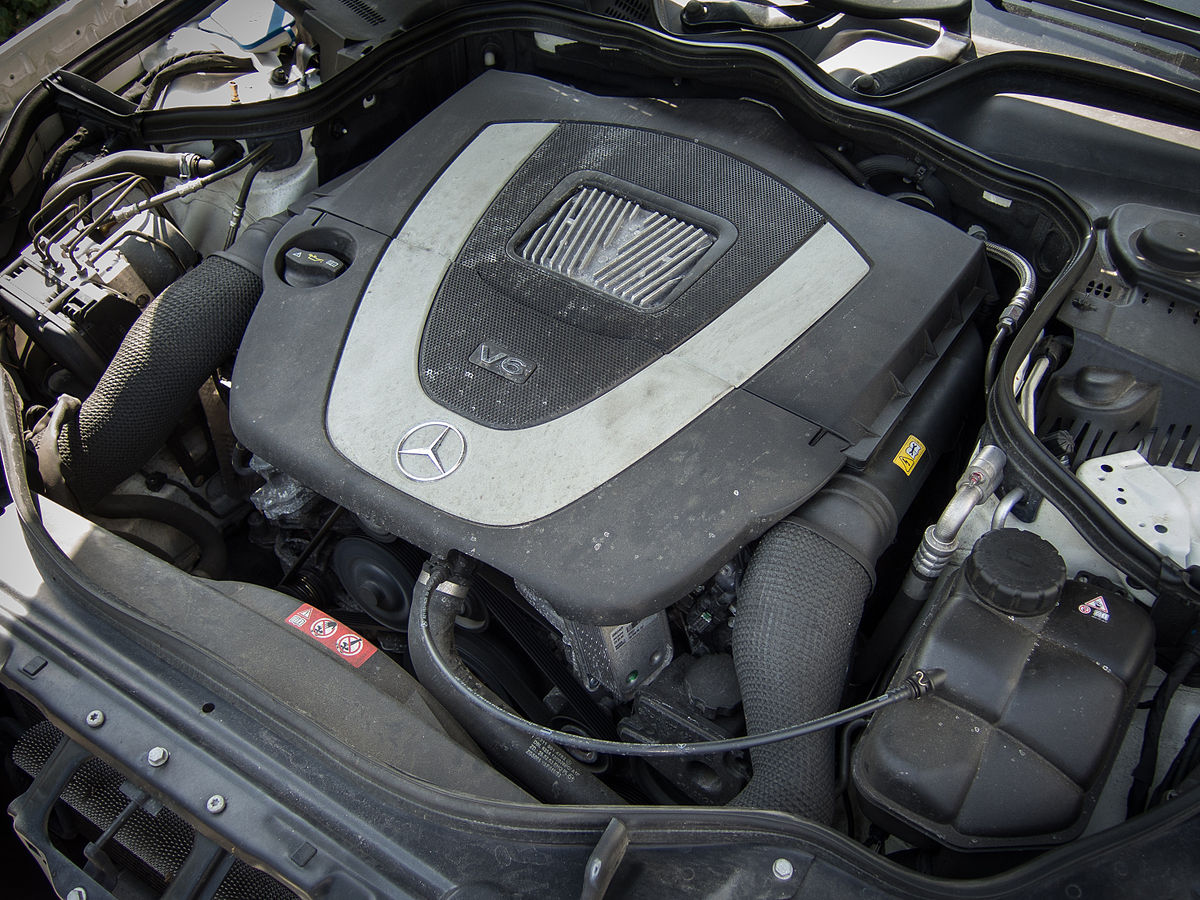 Mercedes C Amg S Engine