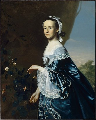 1763 in art - Image: Mercy Otis Warren