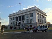 Meridian City Hall dedication after restoration