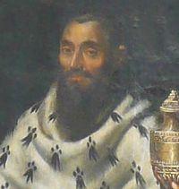 Mgr Du Laurens en roi Gaspard.jpg