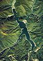 Miboro Dam Lake Aerial photograph.jpg