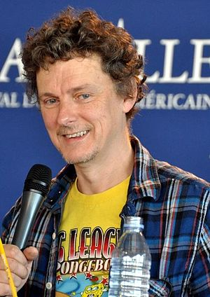 Michel Gondry - Gondry at the Deauville American Film Festival in 2012