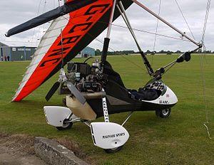 Microlight Aircraft at Sywell - Flickr - mick - Lumix.jpg