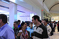Microsoft developers queue up for the Windows 8 Preview (7003476251).jpg