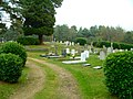 Midhurst Cemetery, West Sussex - geograph.org.uk - 69521.jpg