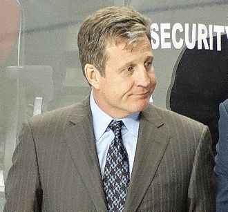 Mike Vernon (ice hockey) - Mike Vernon in 2014