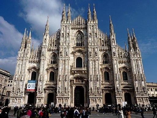 Milan Cathedral x