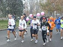 Alcuni concorrenti dell'edizione del 2007.