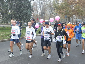 Milano City Marathon - The public race at the 2007 edition of the event