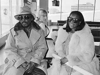 Cicely Tyson - Davis and Tyson, 1982.